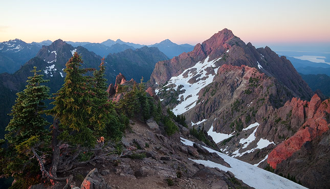 Mt Ellinor, Washington